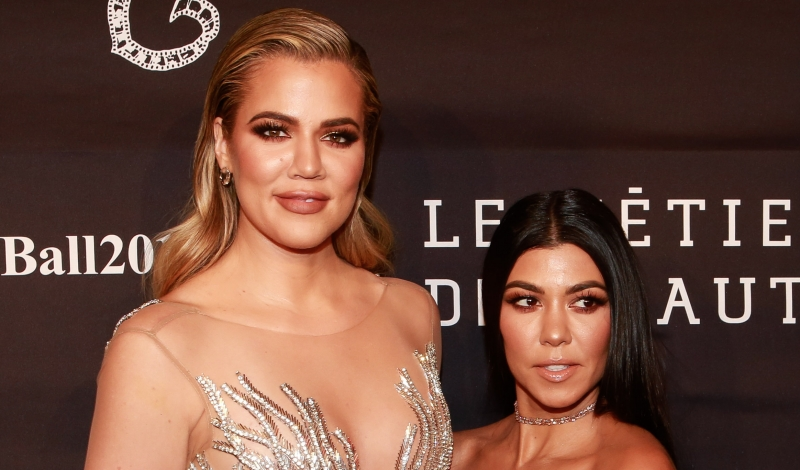 Khloe Kardashian, Kourtney Kardashian== 2016 Angel Ball== Cipriani Wall Street, NYC== November 21, 2016== ©Patrick McMullan== Photo - Gonzalo Marroquin/PMC== ==