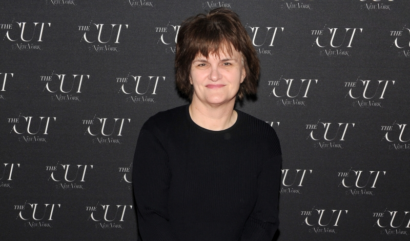 NEW YORK, NY - FEBRUARY 18: The Cut's Critic-at-large Cathy Horyn attends The Cut & New York Magazine's Fashion Week Party at Gramercy Park Hotel on February 18, 2015 in New York City.  (Photo by Craig Barritt/Getty Images for New York Magazine)