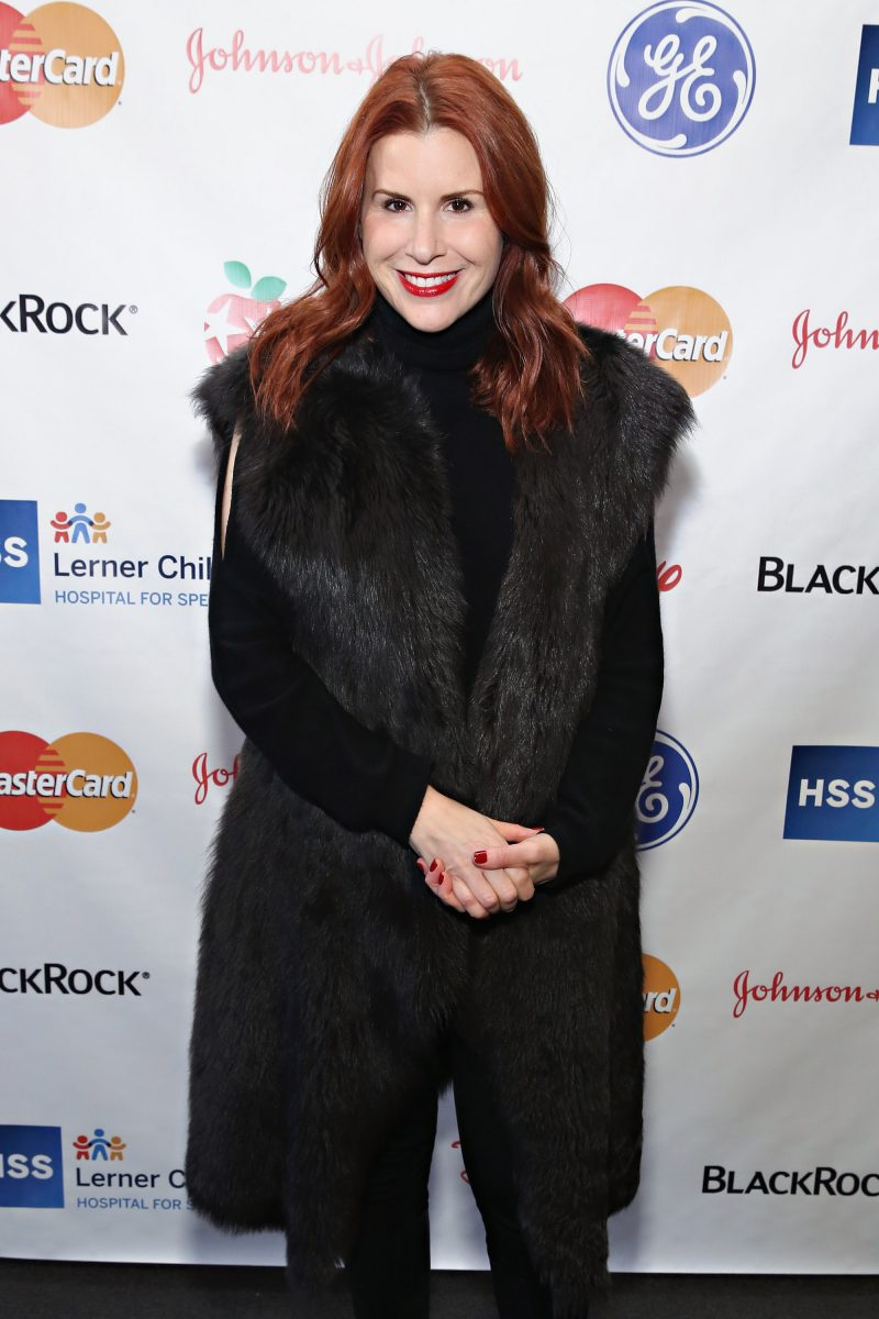 NEW YORK, NY - DECEMBER 05: Aliza Licht attends The Hospital for Special Surgery's 9th Annual Big Apple Circus Benefit on December 5, 2015 in New York City. (Photo by Cindy Ord/Getty Images for Hospital for Special Surgery)