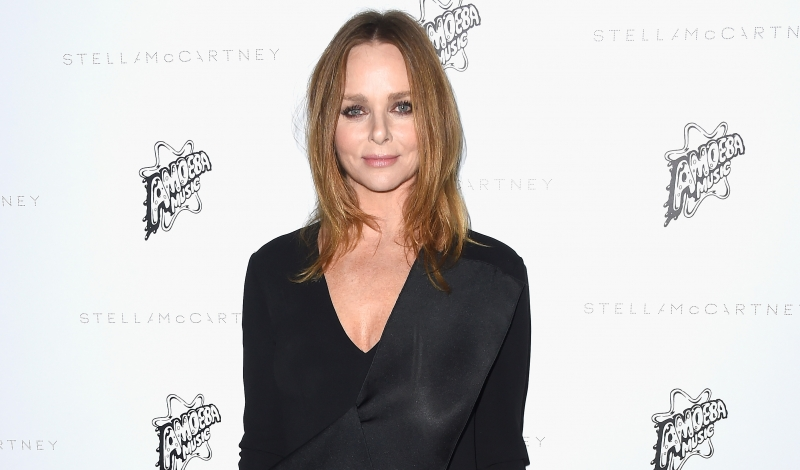 LOS ANGELES, CA - JANUARY 12:  Actress Stella McCartney arrives at Stella McCartney Autumn 2016 Presentation at Amoeba Music on January 12, 2016 in Los Angeles, California.  (Photo by Frazer Harrison/Getty Images)