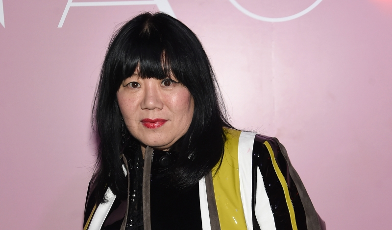 NEW YORK, NEW YORK - APRIL 07:  Designer Anna Sui attends as Marc Jacobs & Benedikt Taschen celebrate NAOMI at The Diamond Horseshoe on April 7, 2016 in New York City.  (Photo by Jamie McCarthy/Getty Images for Marc Jacobs International, LLC)