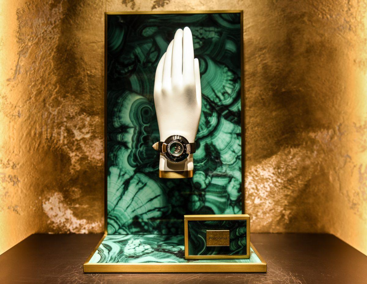 Fendi Timepieces: Policromia Launch