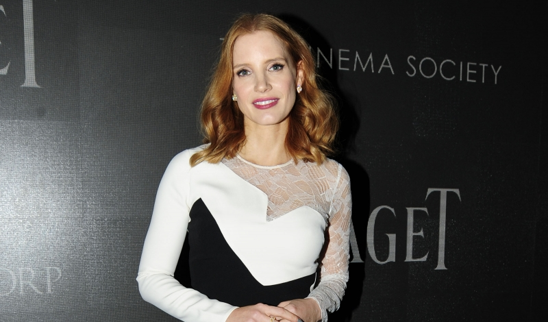 Jessica Chastain==