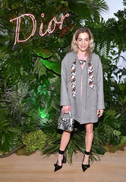 MIAMI, FL - NOVEMBER 29: Chelsea Leyland attends the Dior Lady Art Miami launch event on November 29, 2016 in Miami, Florida. (Photo by Mike Coppola/Getty Images for Christian Dior Couture )