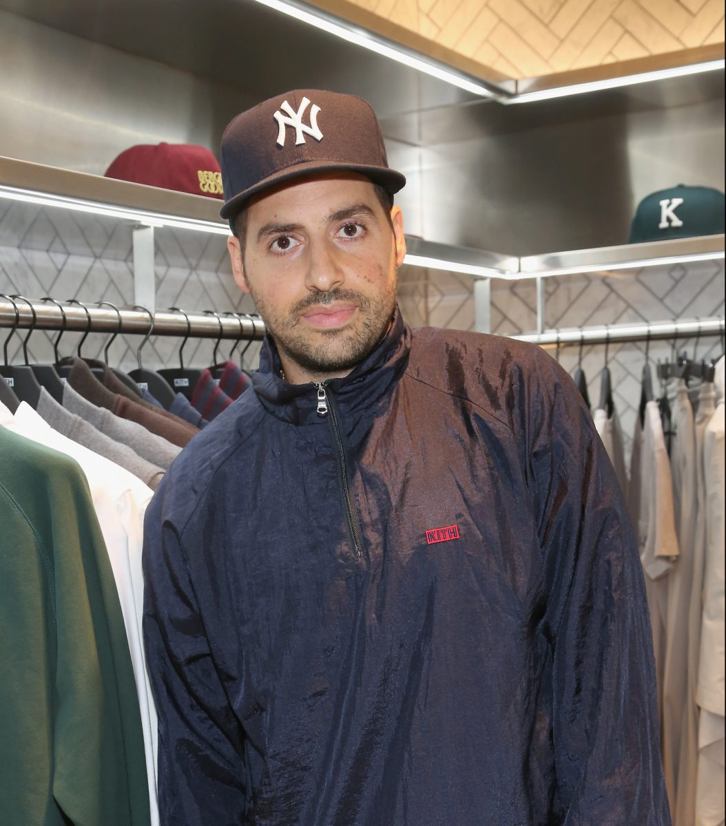 Ronnie Fieg==Ronnie Fieg & Joshua Schulman Host an Intimate Dinner to Celebrate the Opening of KITH, designed by Snarkitecture==Goodman's Men's Store, NYC==September 13, 2016==©Patrick McMullan==Photo - Sylvain Gaboury/PMC== == Ronnie Fieg