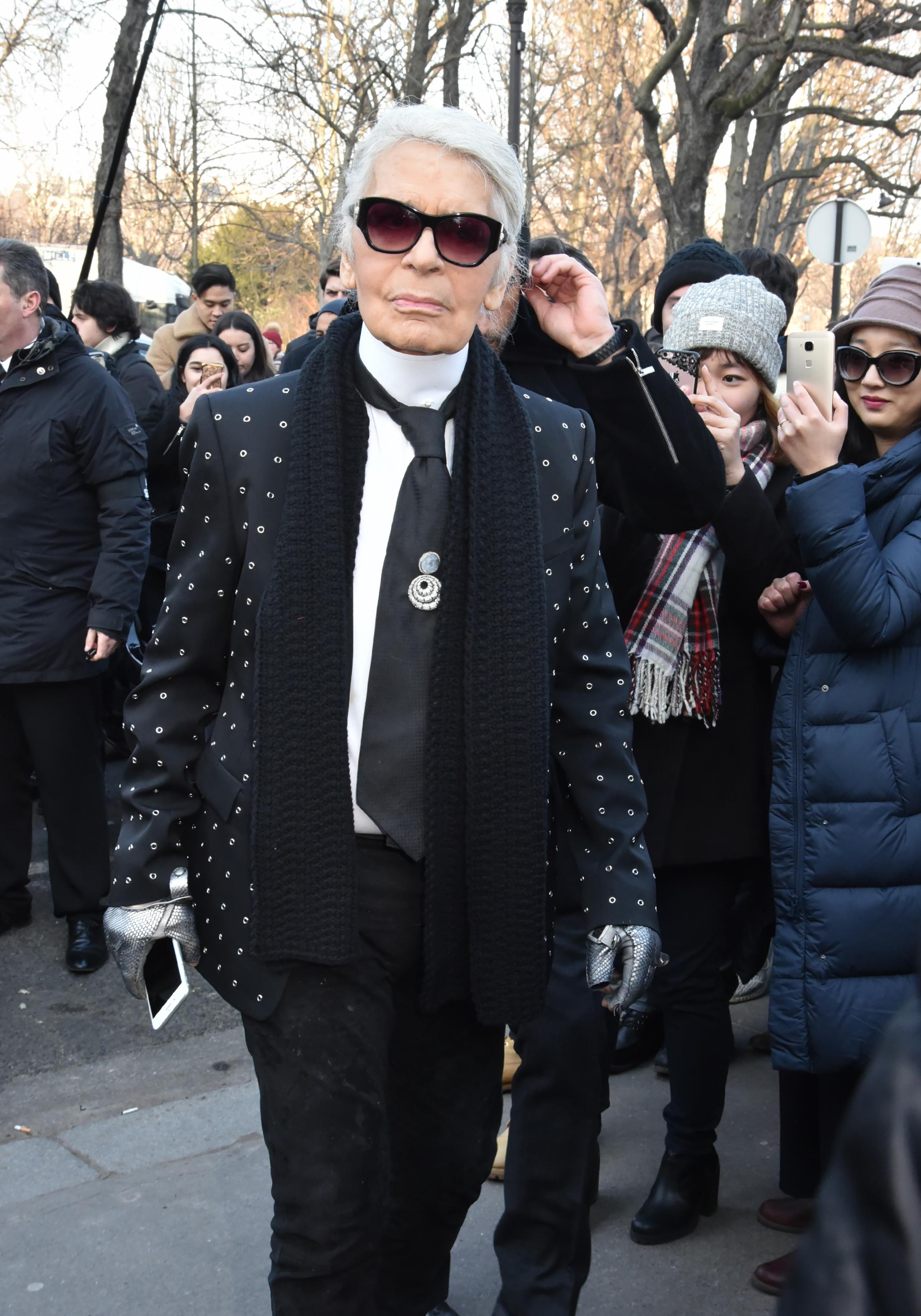 acd6d9b629 Karl Lagerfeld Calls Out Meryl Streep