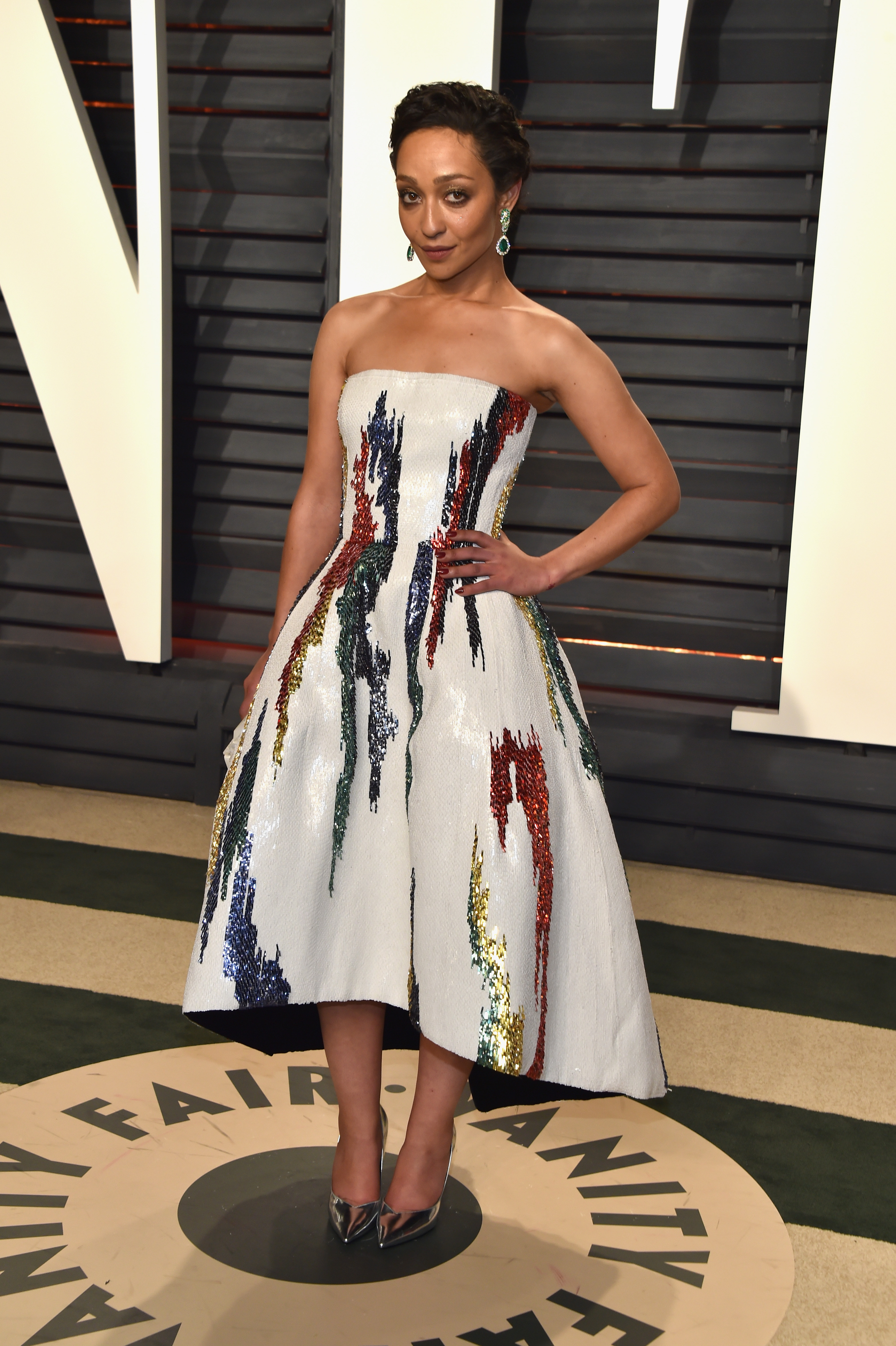 The Best Looks from the Vanity Fair Oscar Party - Daily Front Row