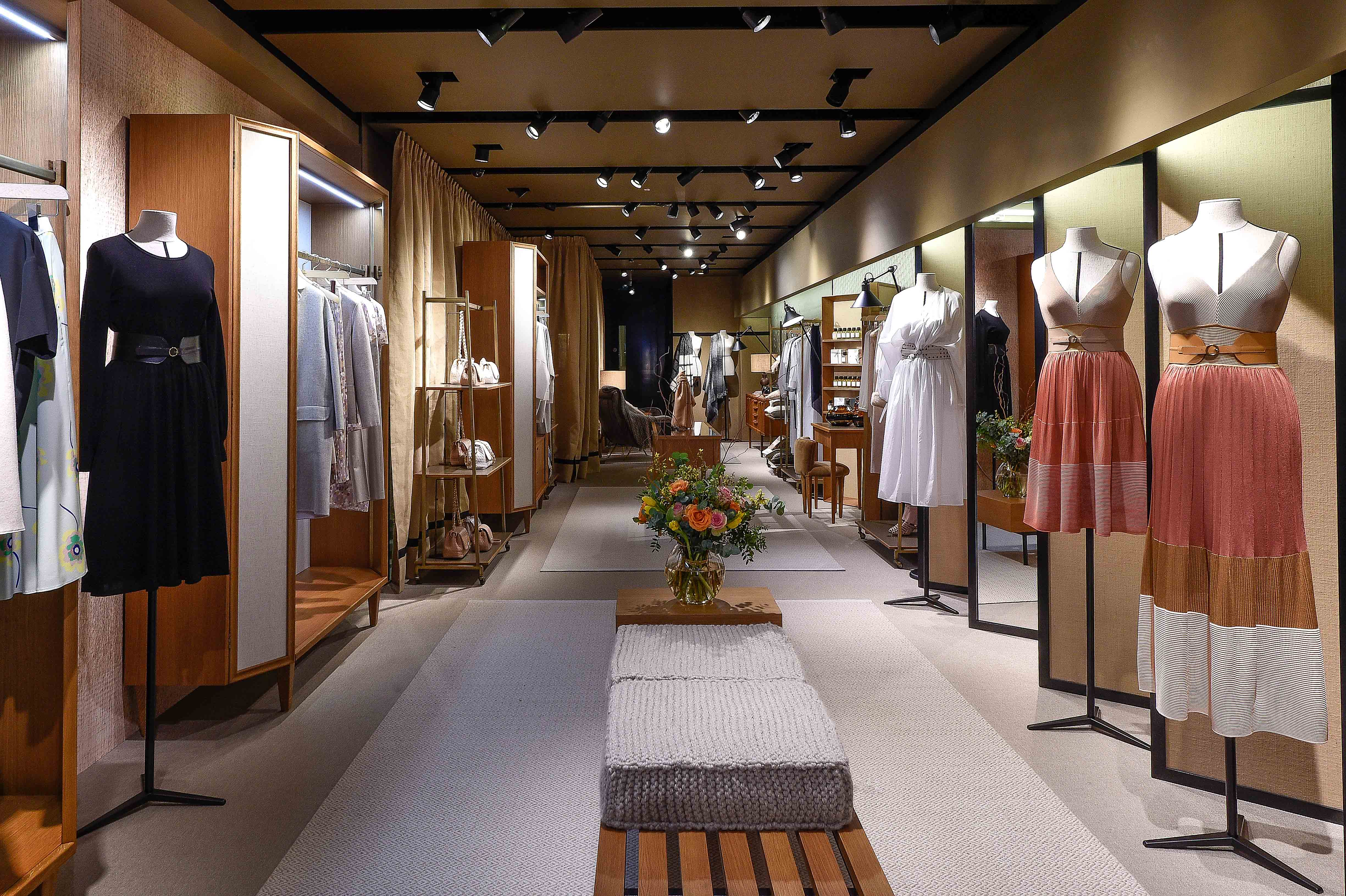 sale retailer 9afc5 a84e5 Agnona Opens London Pop-Up in Mayfair - Daily Front Row