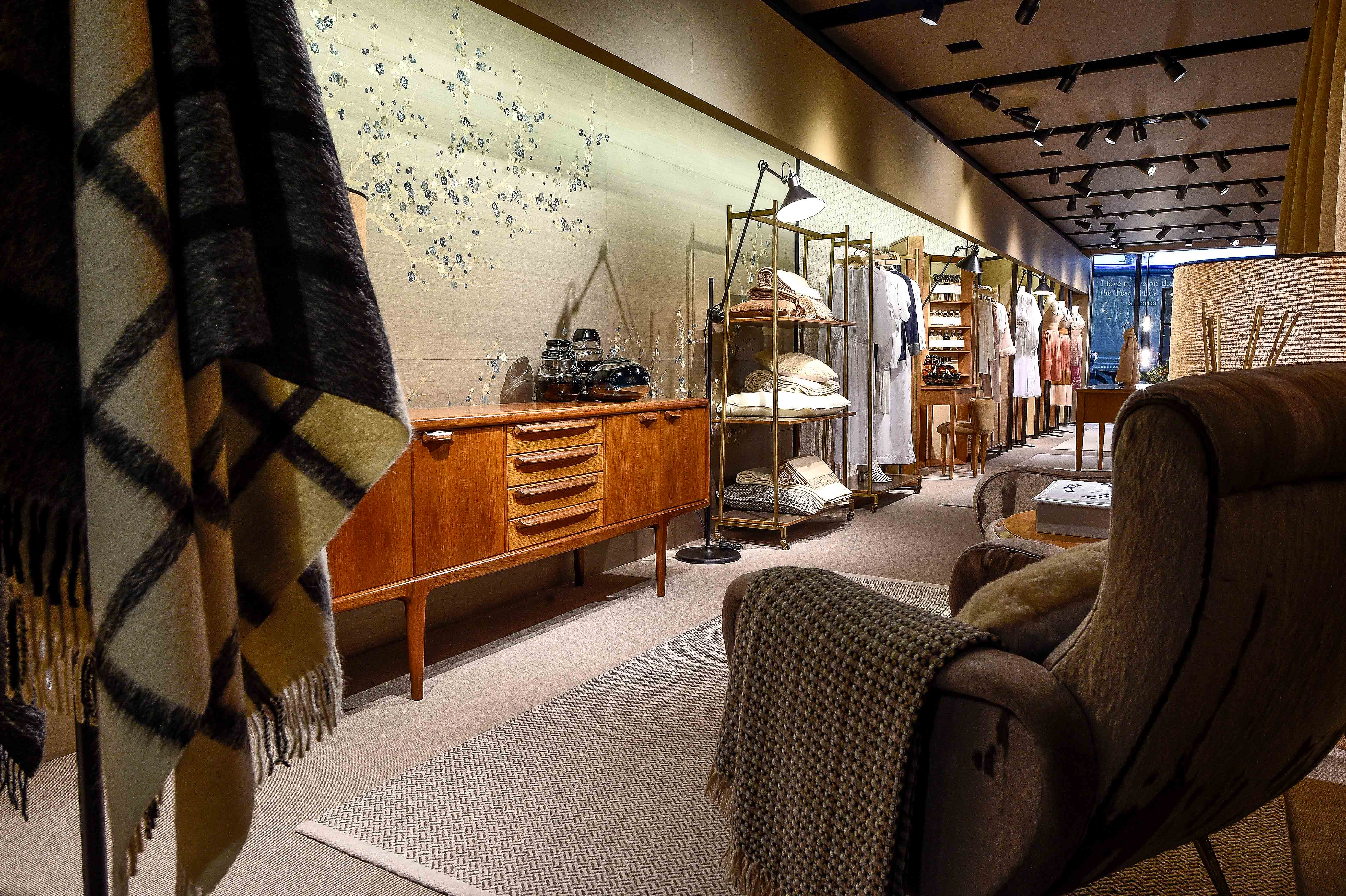 sale retailer 3dafd 9d205 Agnona Opens London Pop-Up in Mayfair - Daily Front Row