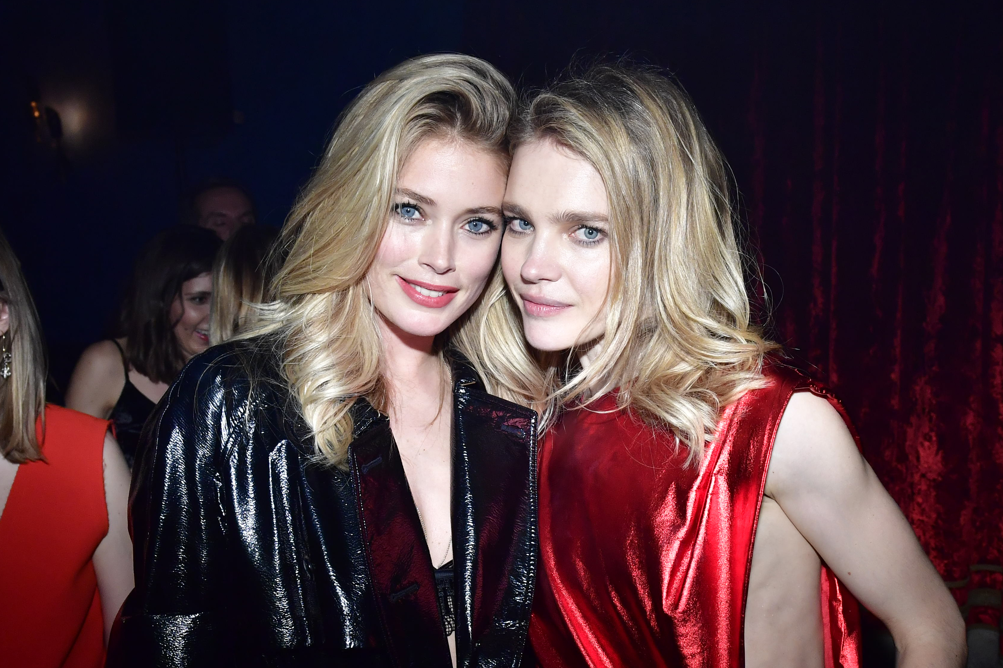 Happy Birthday Natalia Vodianova! Inside The Mod's ... Natalia Vodianova Antoine Arnault Baby