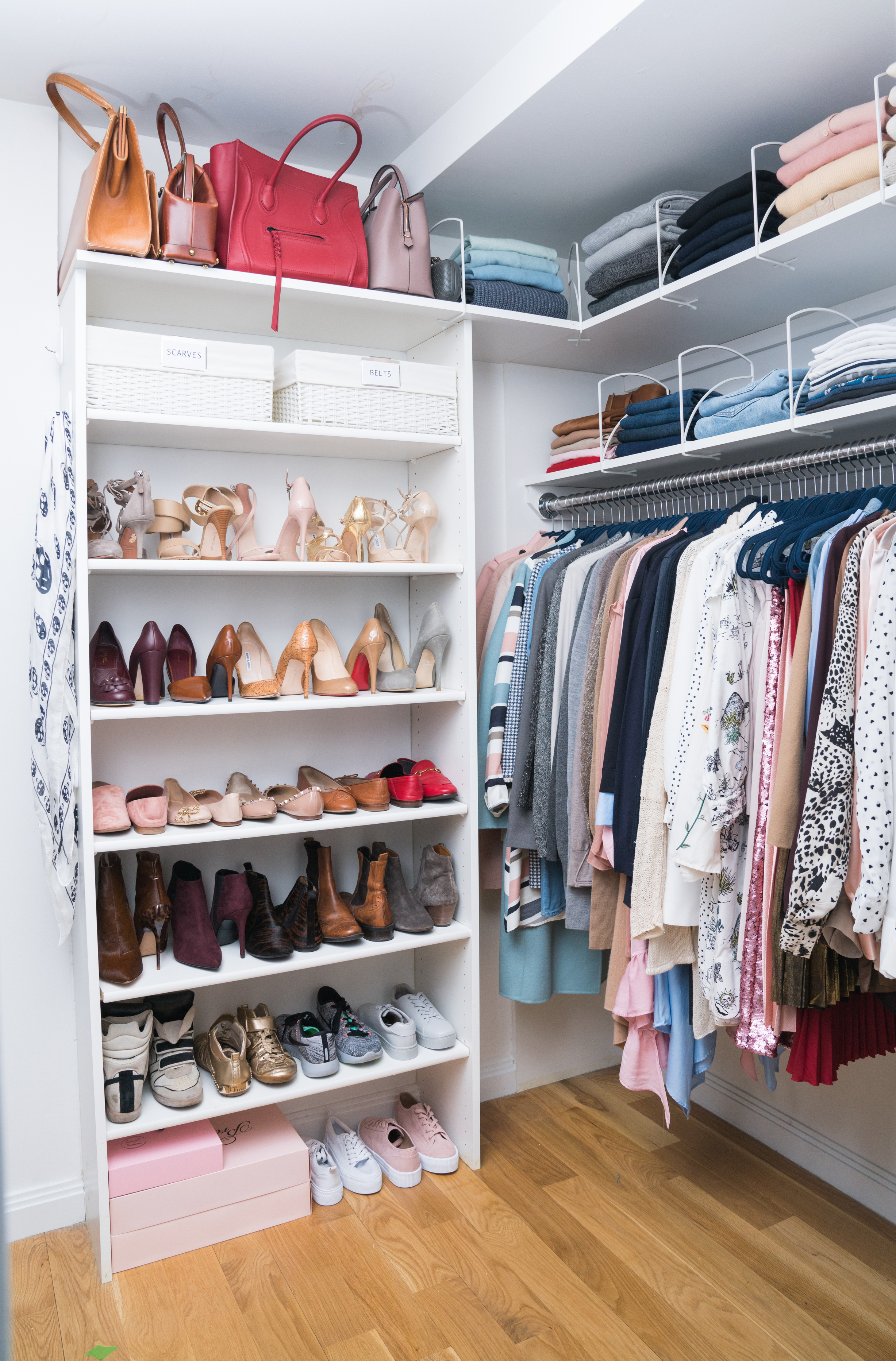 point organizing closet organize your dandy living