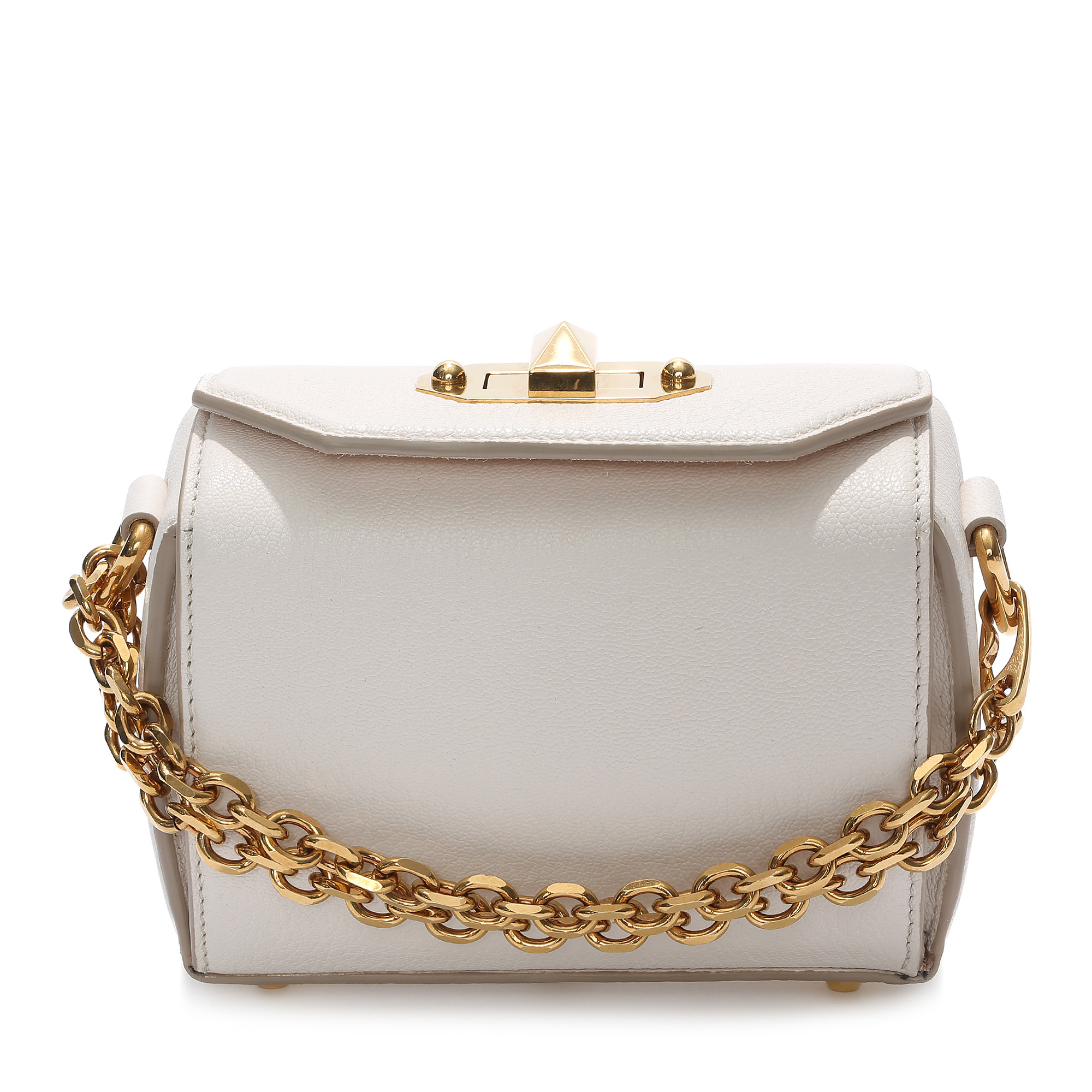 Editor's Pick: Alexander McQueen Box Bag 16 - Daily Front Row