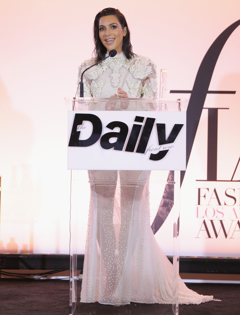 Daily Front Row's 3rd Annual Fashion Los Angeles Awards – Show