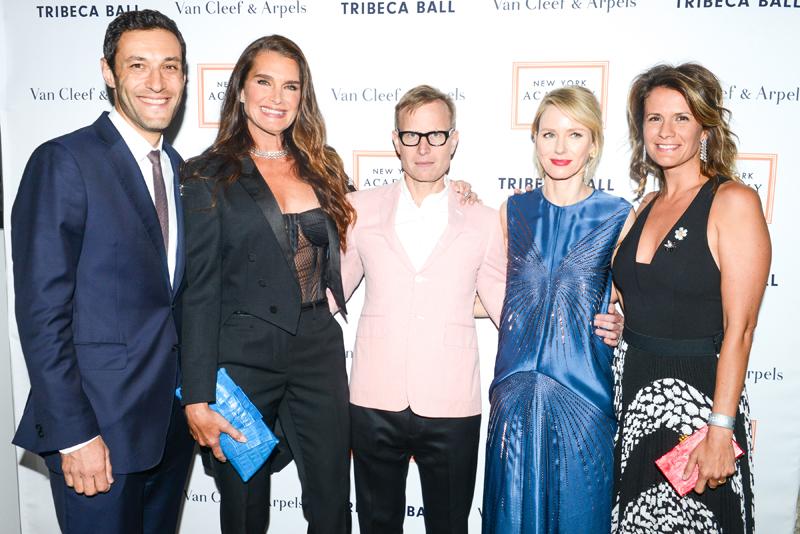 Naomi Watts, Brooke Shields, Nicole Miller & More Fete Will Cotton