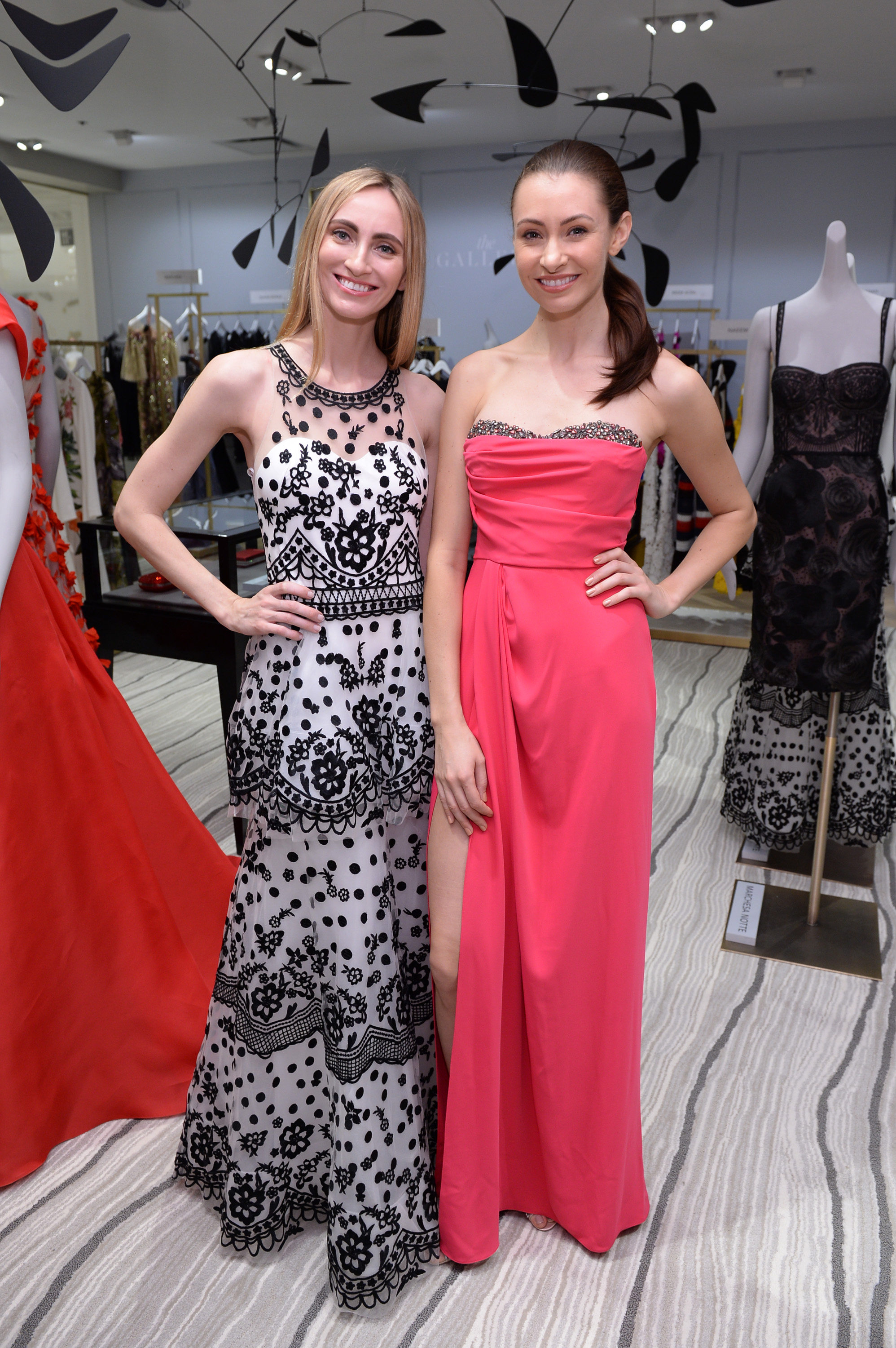 Harper\'s Bazaar and Lord & Taylor Celebrate The Gallery