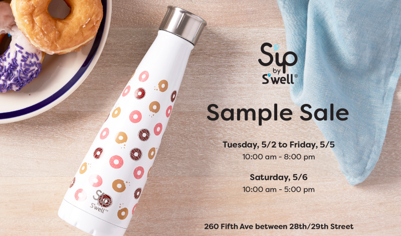 S'IP BY S'WELL + NEST FRAGRANCES SAMPLE SALE - Daily Front Row