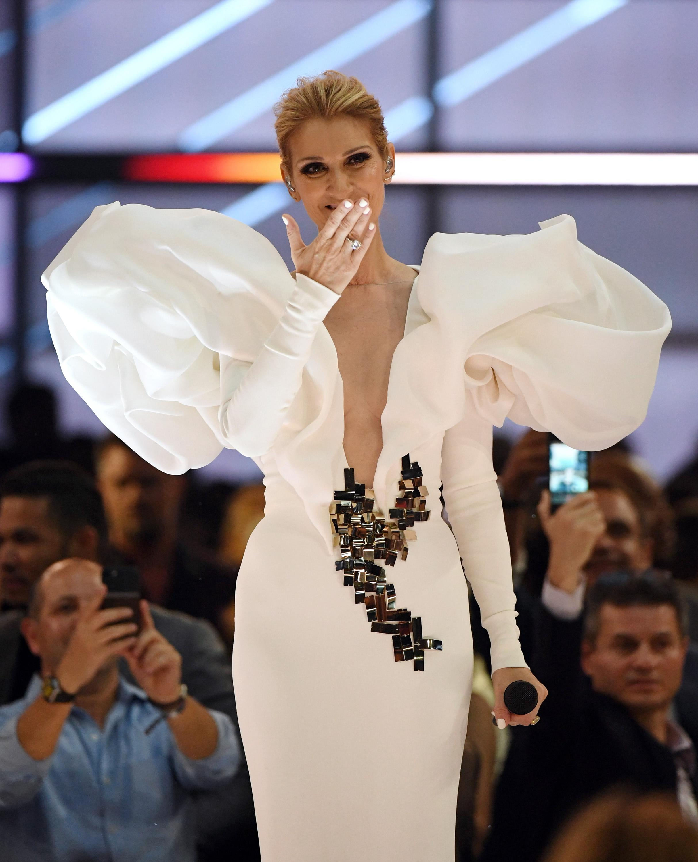a3b23d76d4 Celine Dion s Accessory Collection is Coming