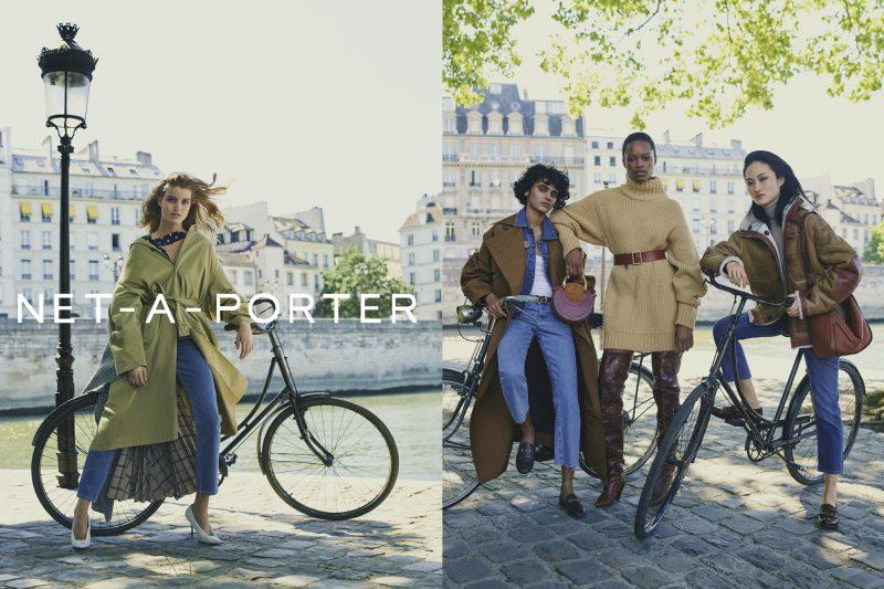 434c66109276 Net-A-Porter Heads to Paris for Fall Winter  17 Campaign - Daily Front Row