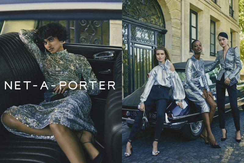 2dc33d65fd1f Net-A-Porter Heads to Paris for Fall Winter  17 Campaign - Daily ...