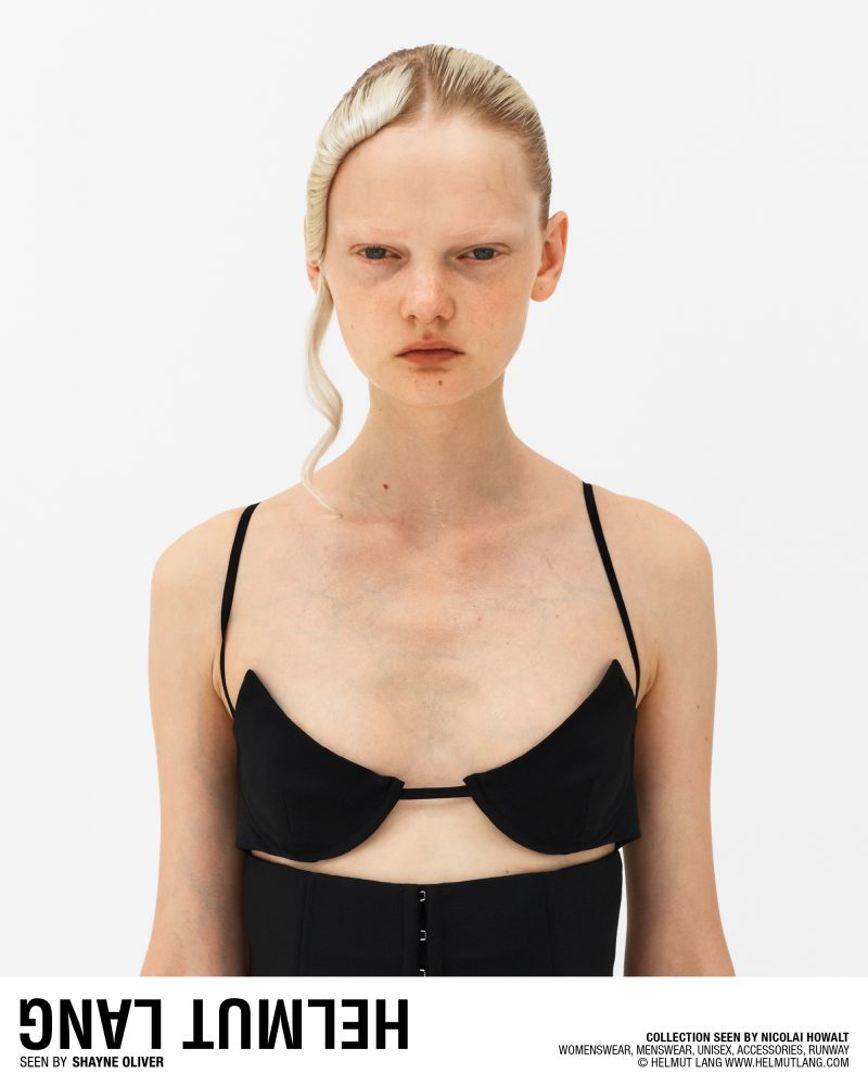 Bra Bags Anyone  Seen By Shayne Oliver for Helmut Lang Is Now ... b77c0131fe141