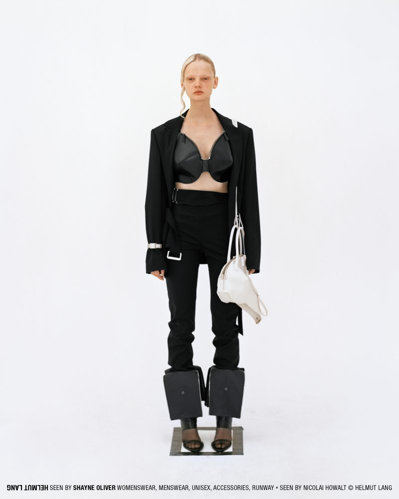 Bra Bags Anyone  Seen By Shayne Oliver for Helmut Lang Is Now Available - Daily  Front Row 934a3de9ab70e