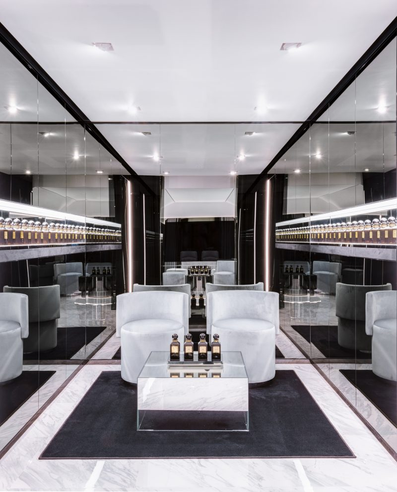 Shop Stores: Tom Ford Beauty Opens First-Ever Standalone Store In