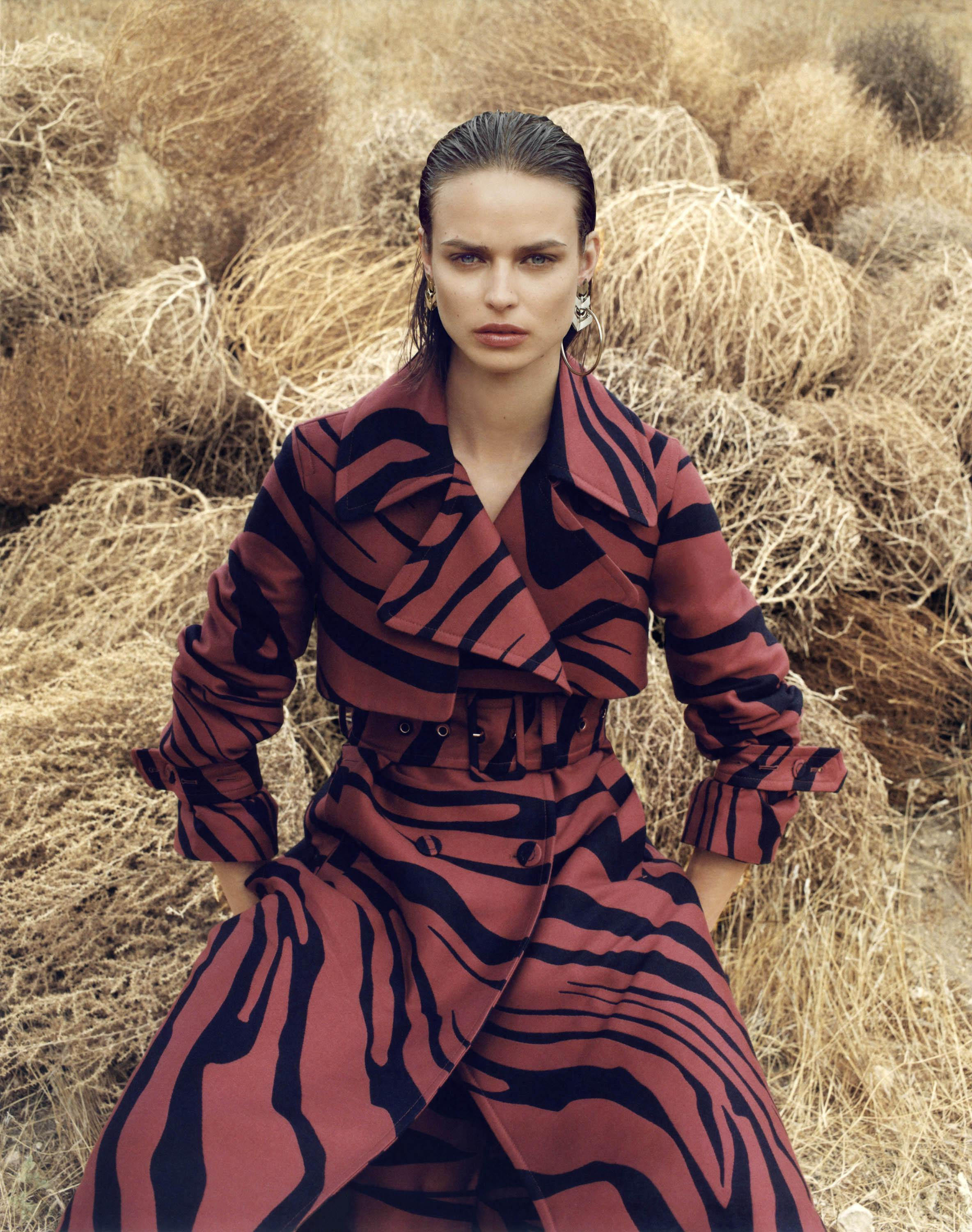 """893878175 ... I wanted to work with an all-female team, which could better interpret  the fiercely independent attitude of the Roberto Cavalli woman,"""" said  Surridge in ..."""