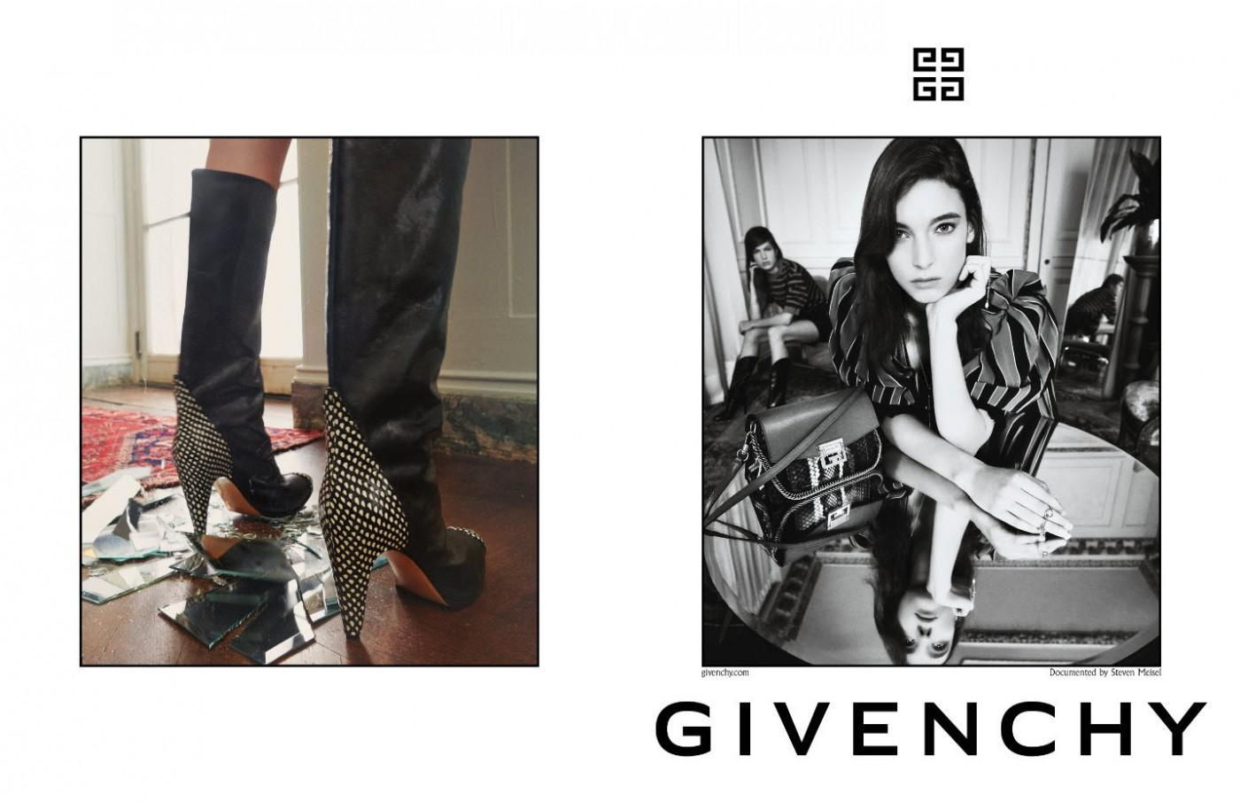 249acb7dfd6a Givenchy Unveils Clare Waight Keller s Spring Summer 2018 Campaign