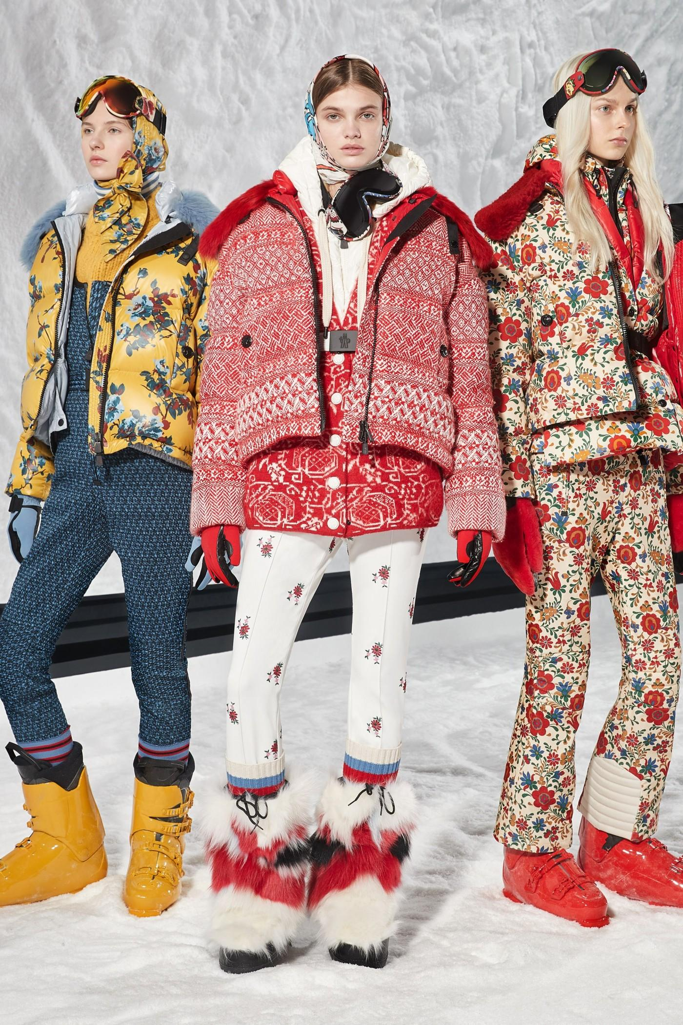 Moncler Dropped 8 New Collections Last Night and They Are ...