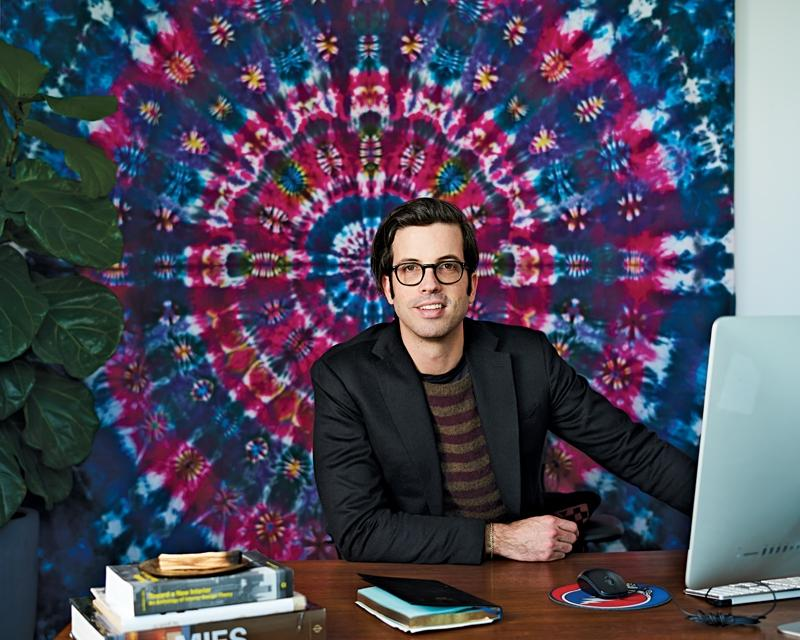 GQ's New Creative Director, Will Welch, on the Advantages of