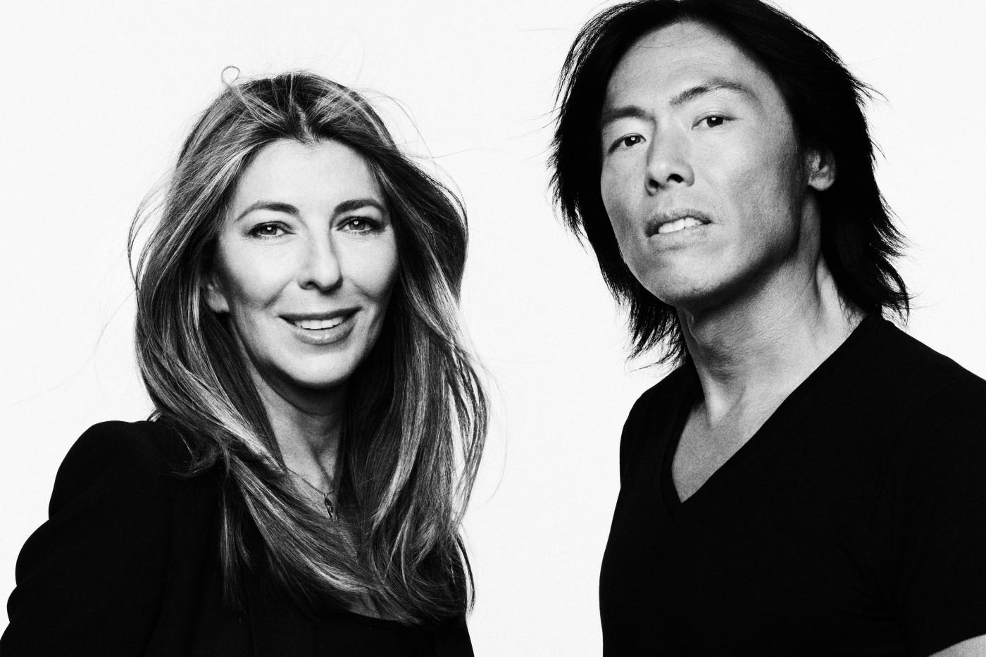 9b4bc978e Nina Garcia and Stephen Gan Share Their Vision for the New Elle