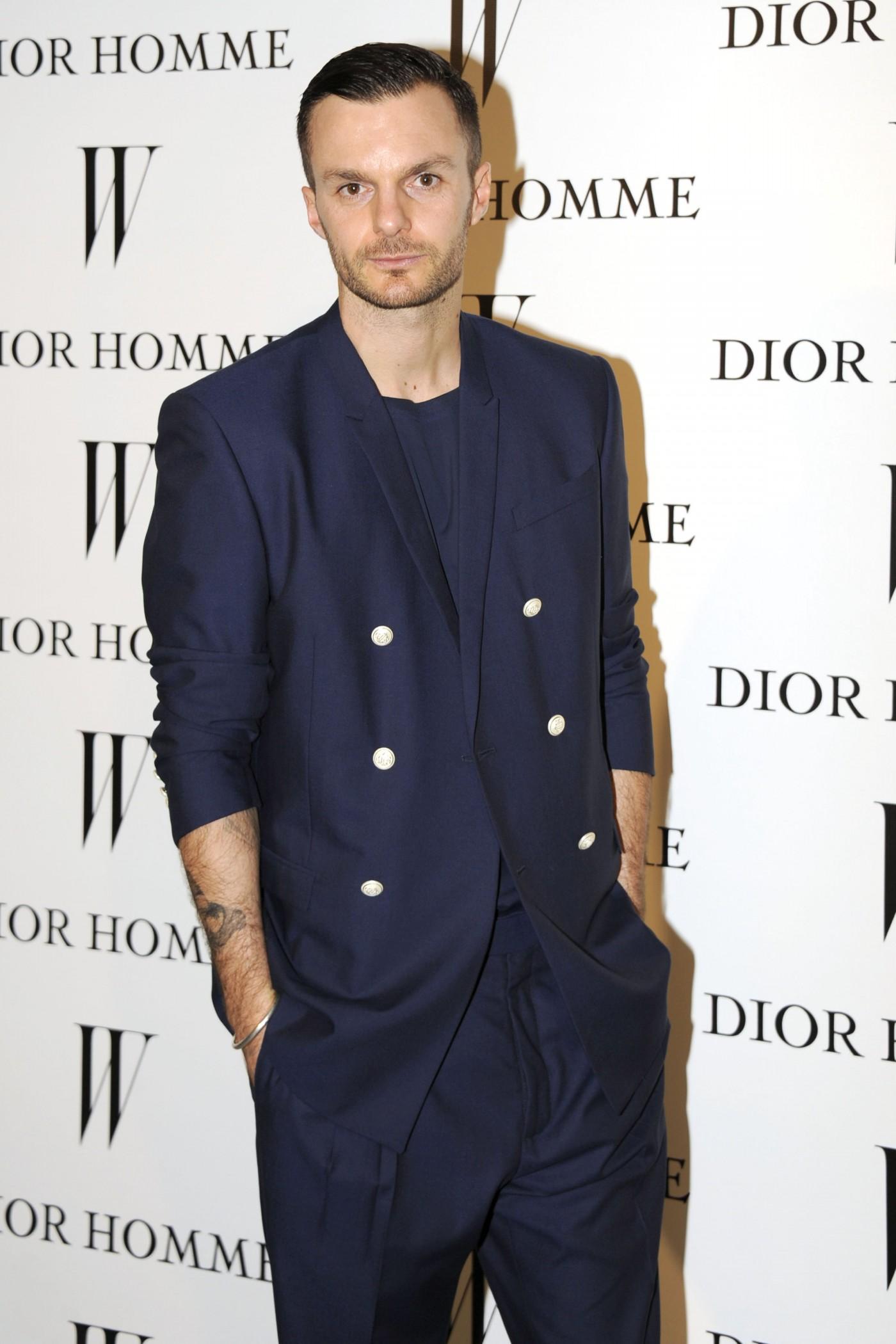 Kris Van Assche Exits Dior Homme