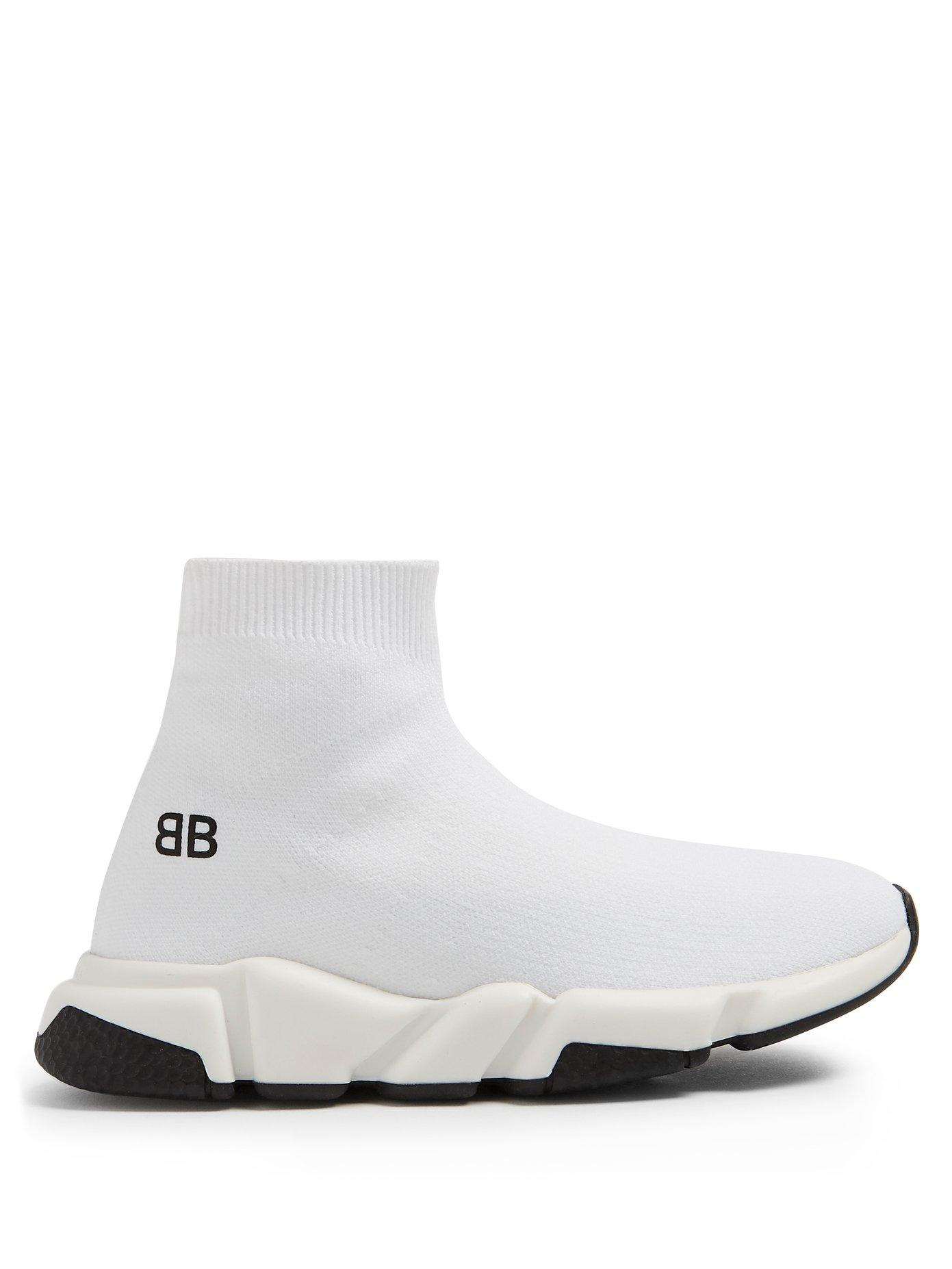 cc6d39ab2 Balenciaga has released its first foray into childrens footwear today — a small  assortment of Kids Speed Trainers