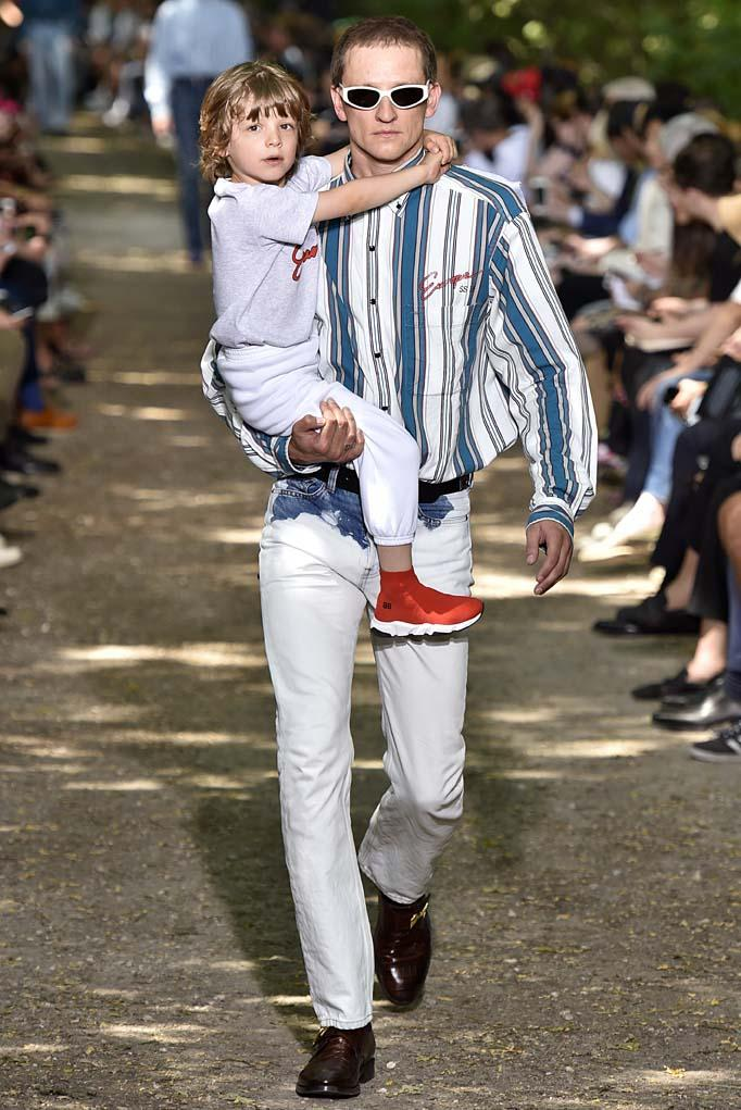 3b2d7569b Balenciaga mens spring 2018 (FirstView). The kids footwear ...