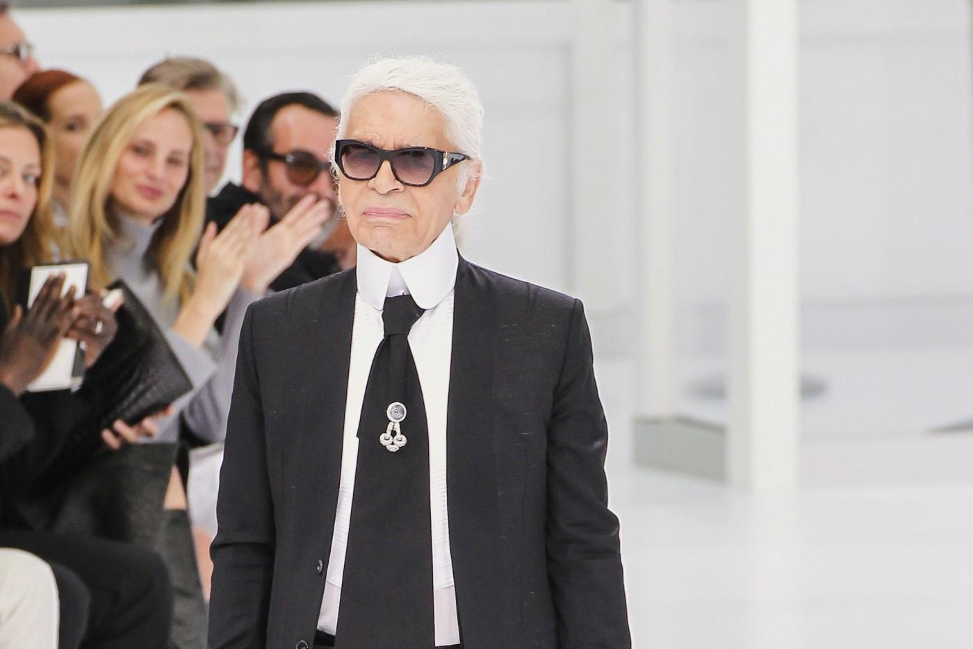 Even Karl Lagerfeld Gets Nostalgic Prom Feels