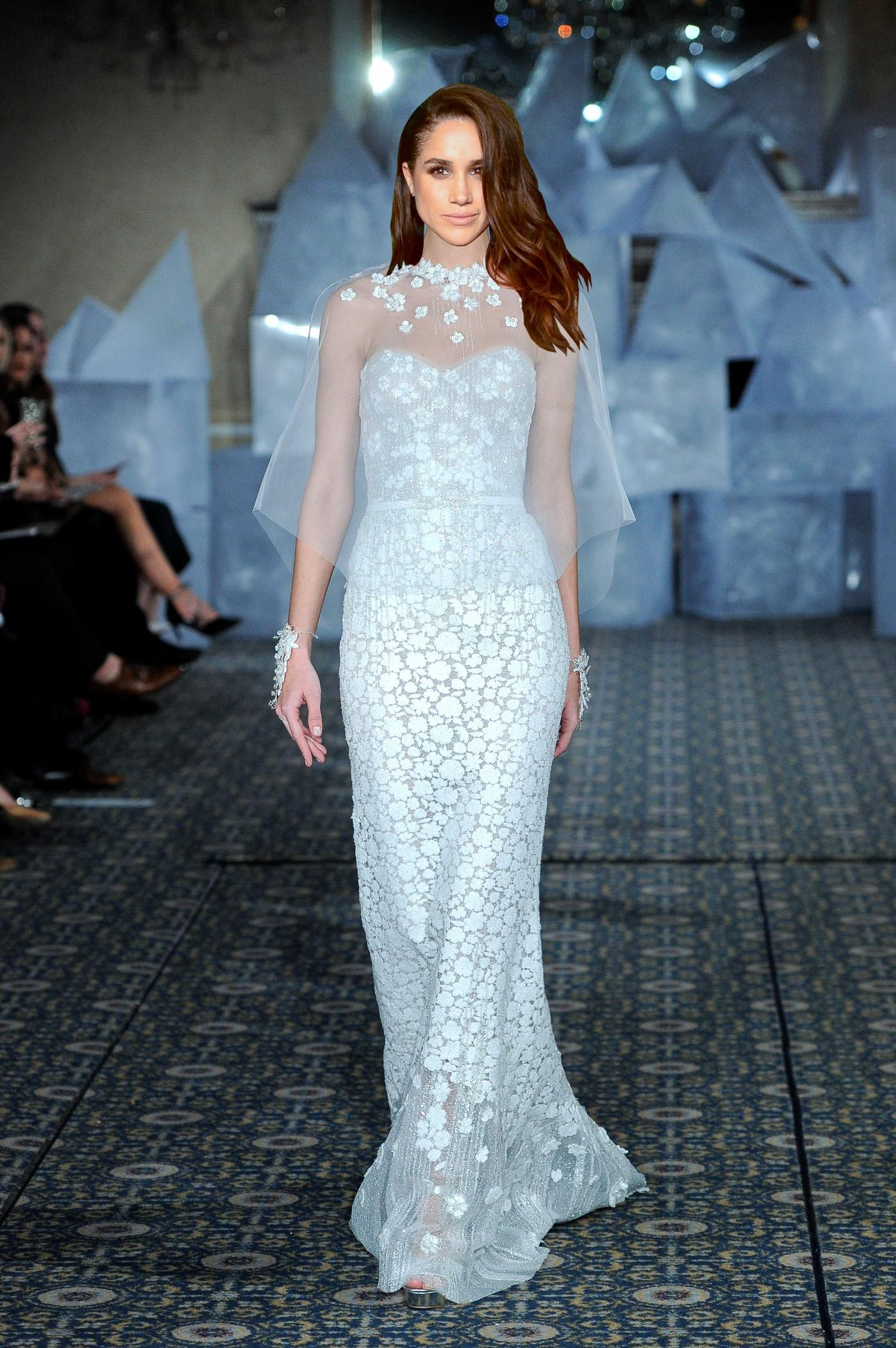 10 Wedding Gowns Meghan Markle Should Wear From Bridal Fashion Week
