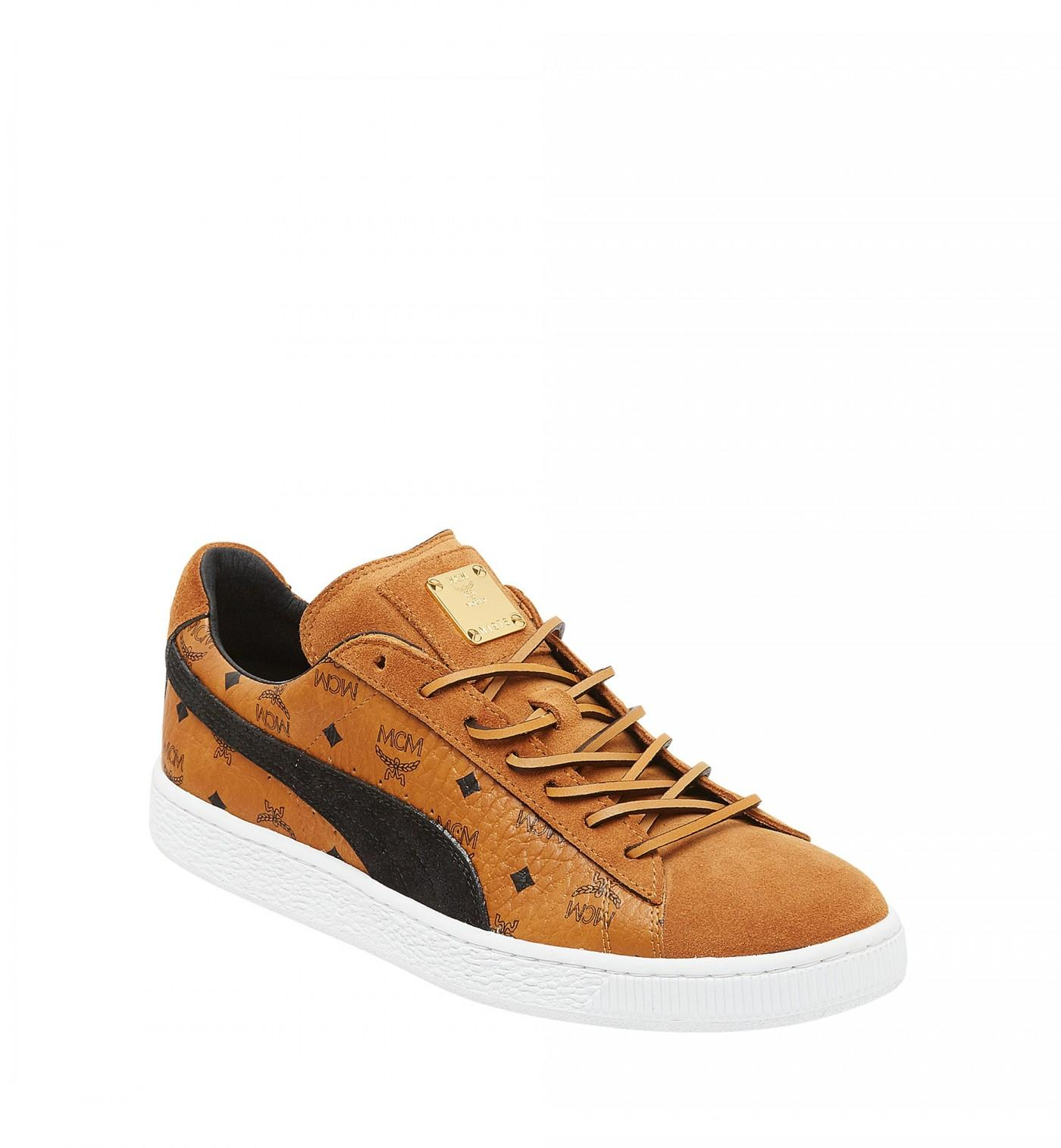 outlet store 3796f ab89a Of Course the Puma x MCM Collab Sold Out In a Matter of Hours