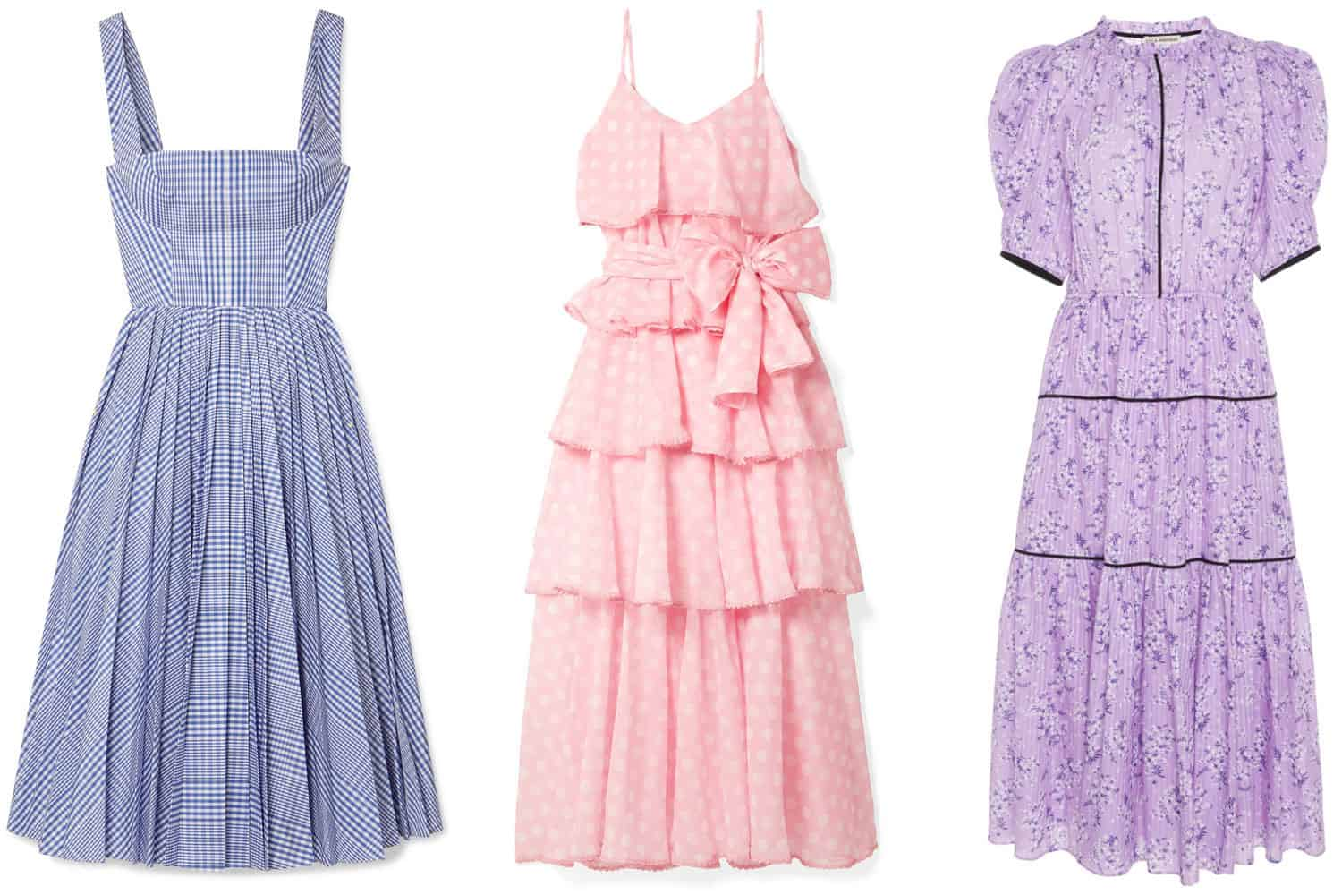 15 Chic And Easy Dresses Perfect For Summer Weddings Daily Front Row