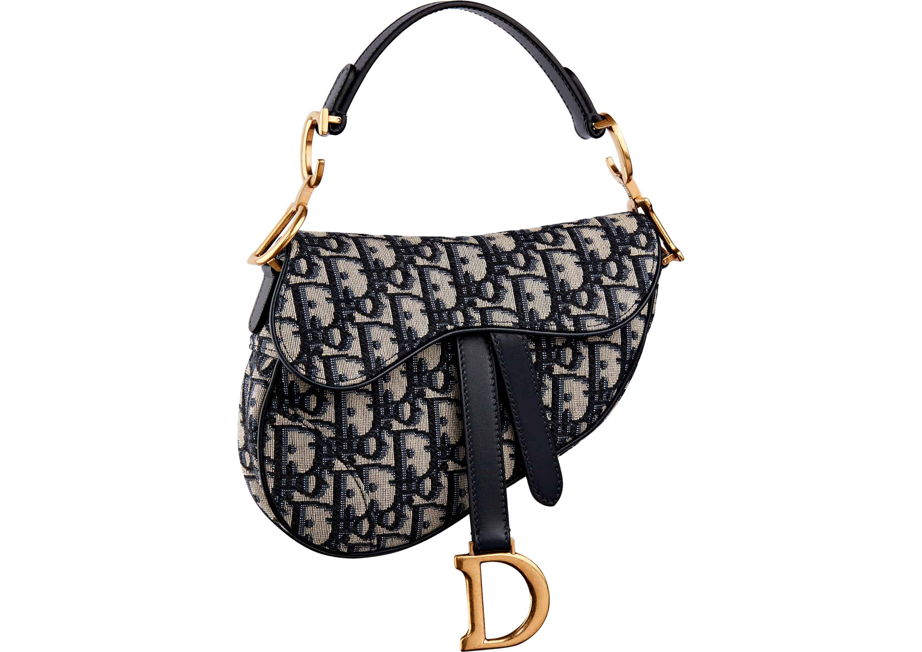 b58cad53f14 The New Dior Saddle Bag Is Finally in Stores — Dior Officially ...