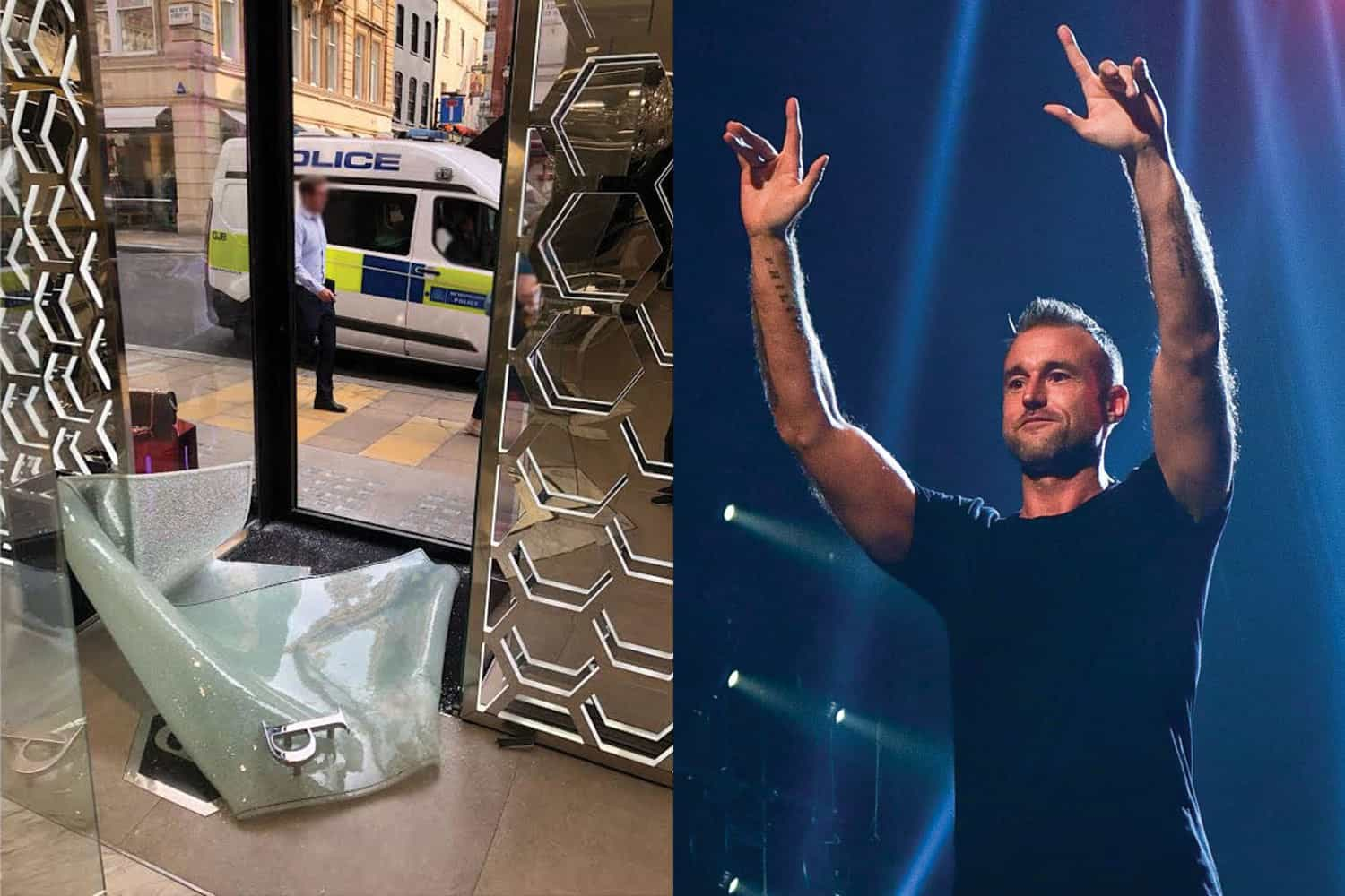 9a9d0b31b2 Two of Philipp Plein's Stores Got Robbed and He Is Living for It