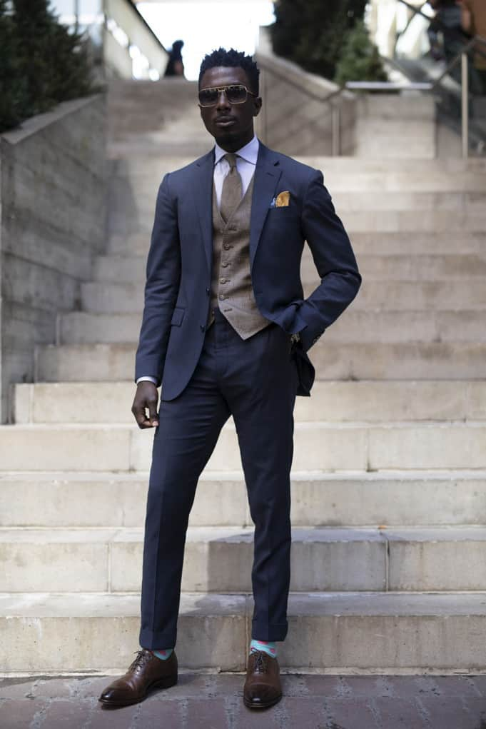 9d386de5 66 Chic Street Style Pics From New York Men's Fashion Week - Daily ...