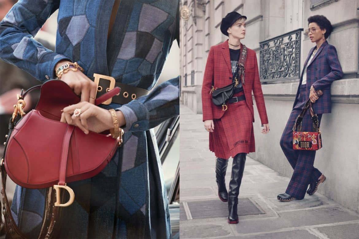 The New Dior Saddle Bag Is Finally In Stores Dior