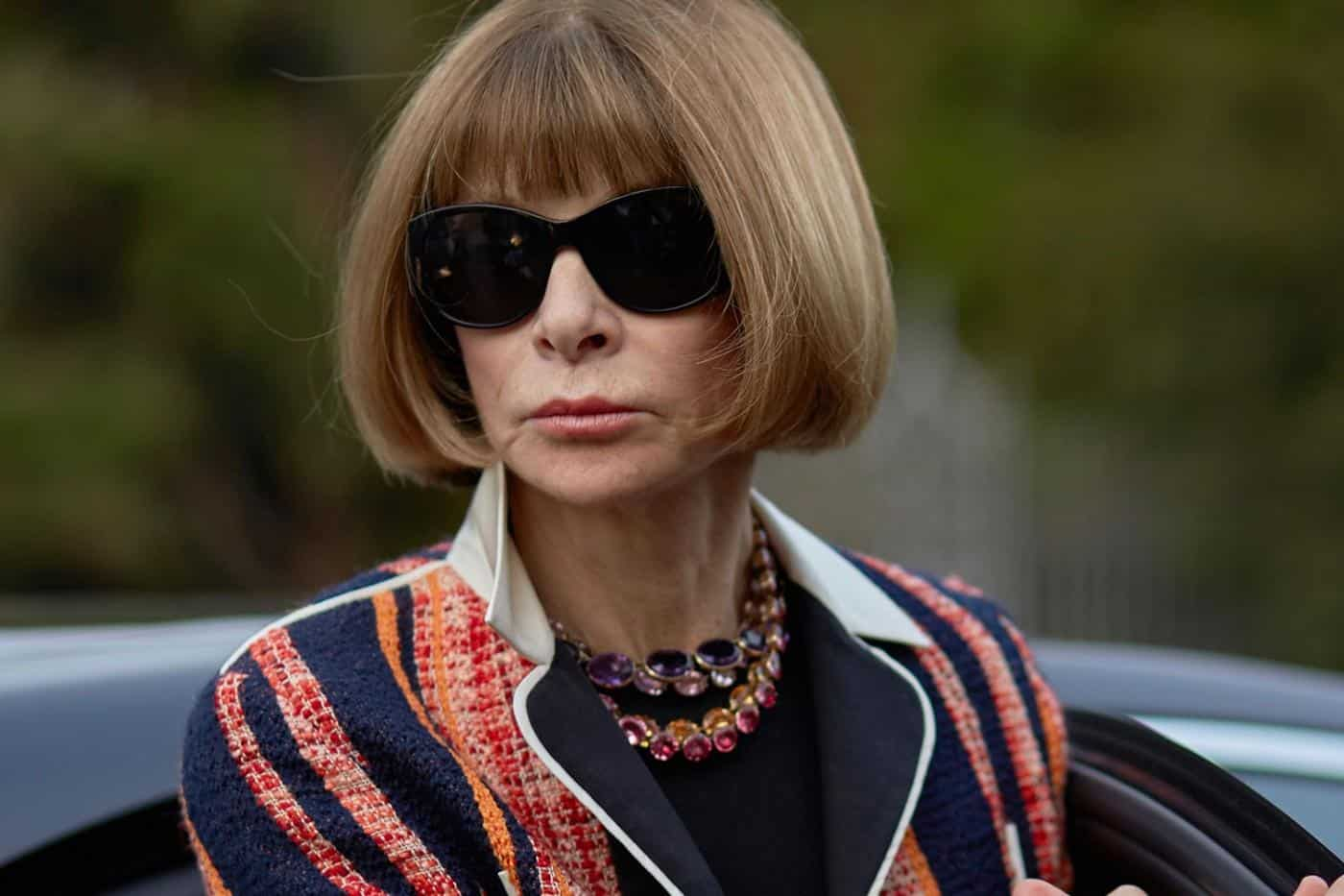 Anna Wintour Definitely Not Leaving Vogue Crown Jewels