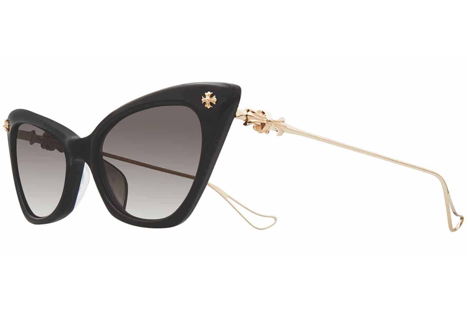 91d53fac929f Editor s Pick  Chrome Hearts  Bailey Girl Cat-Eye Sunglasses