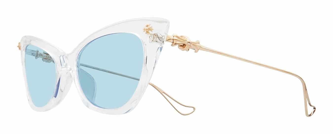 8d9e895ad4e Editor s Pick  Chrome Hearts  Bailey Girl Cat-Eye Sunglasses