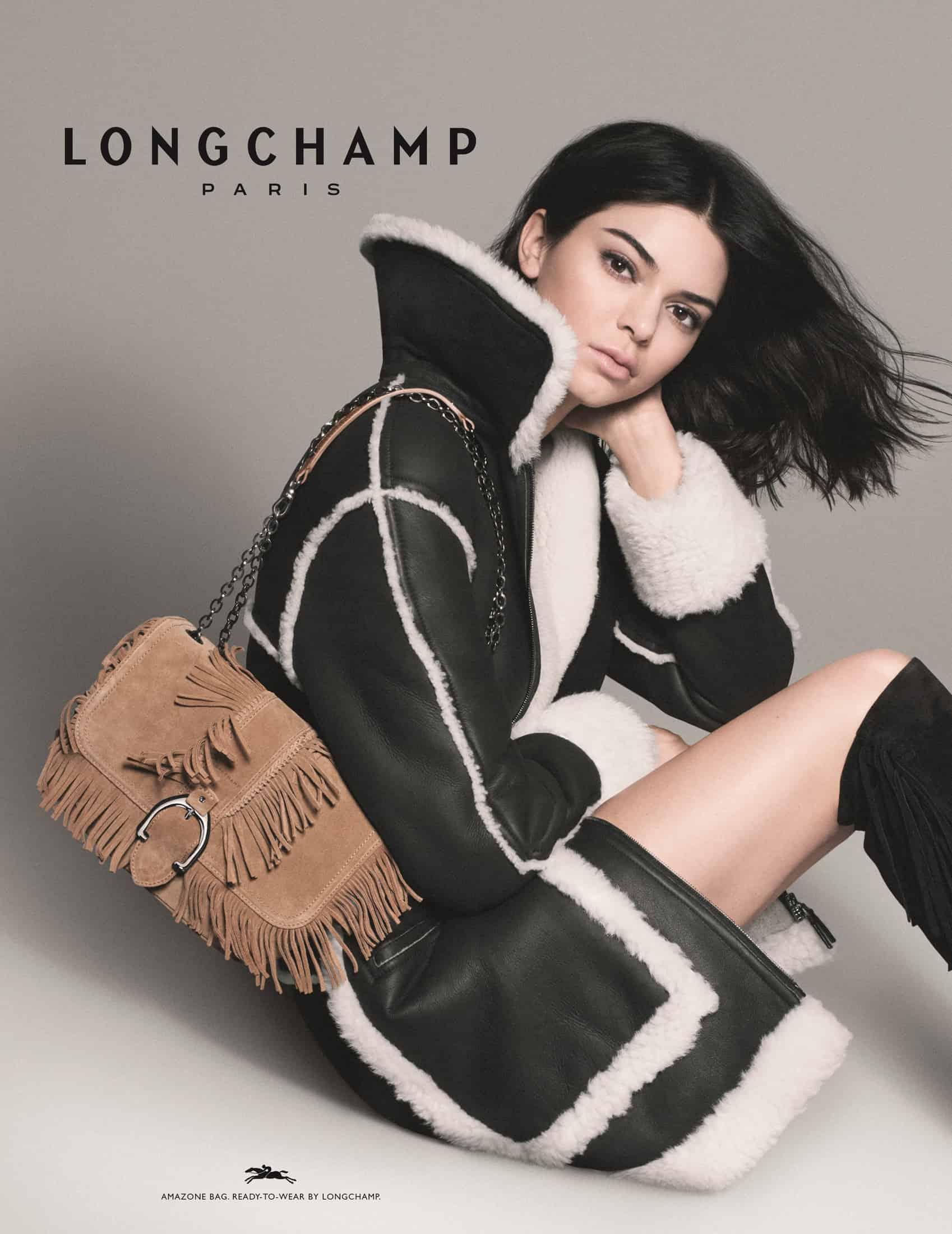 f0937ac00b45 Editor s Pick  Longchamp s Amazone Folk Hobo Bag