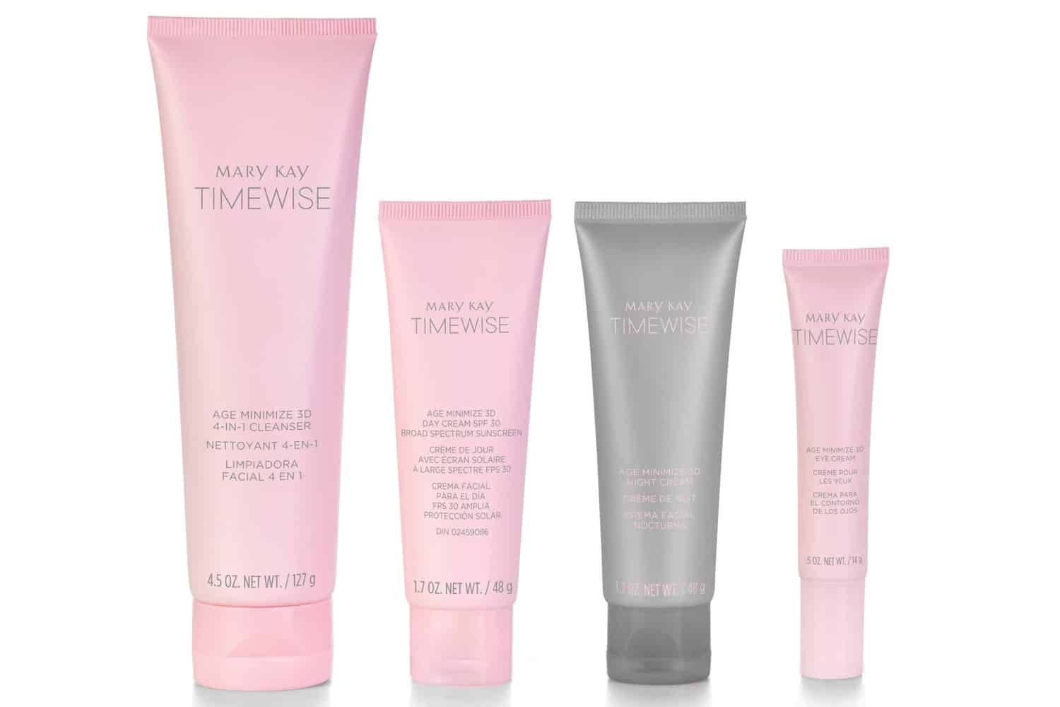 Editor's Pick: Mary Kay's TimeWise Miracle Set 3D