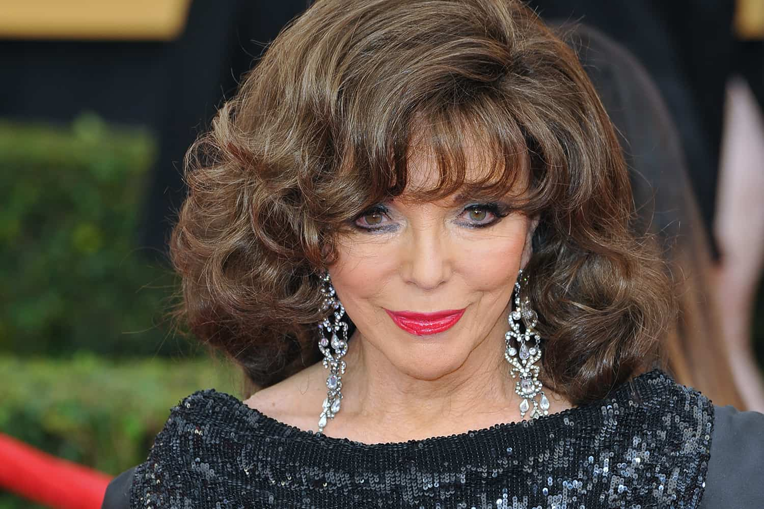 Joan Collins Got Some Seriously Bad Advice From Warren Beatty