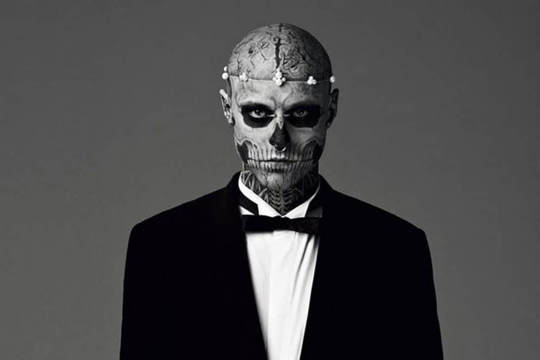 Rick Quot Zombie Boy Quot Genest Has Died Elton John Sings