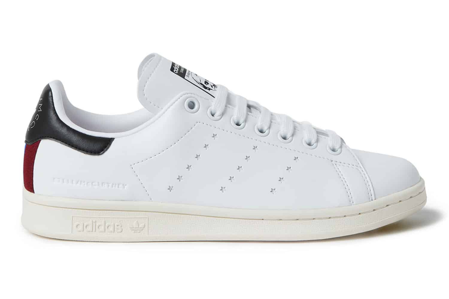 6137cec1a0dbed Editor s Pick  Stella McCartney s Vegetarian Leather Stan Smiths